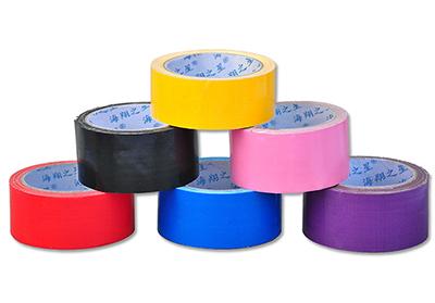 封箱用彩色布基胶带