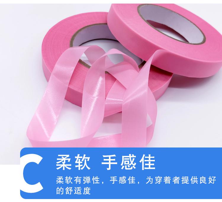 醫用防護服熱熔膠條 PE防水壓膠條防護服熱封膠條