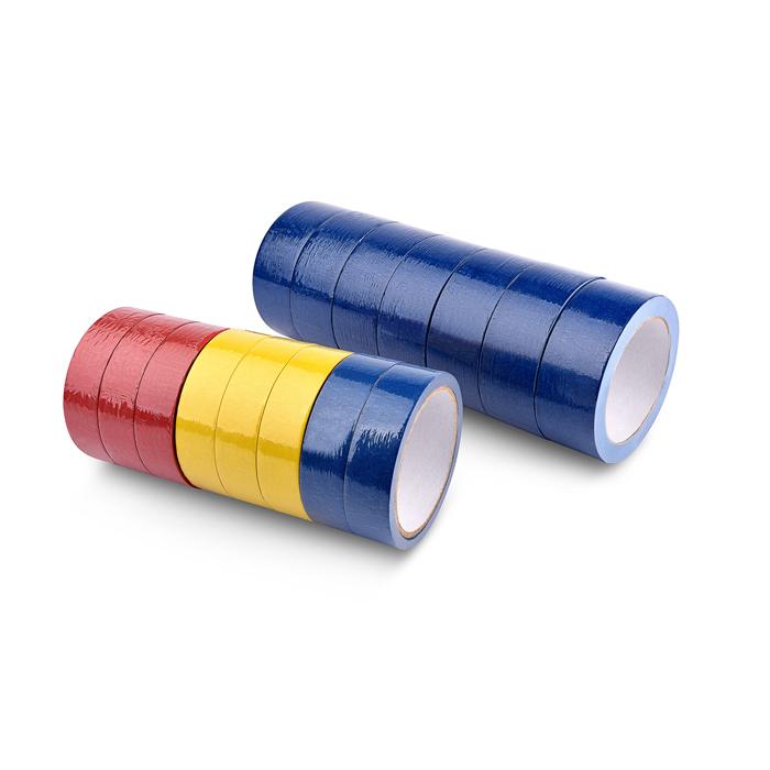 美纹胶纸厂家浅谈耐温美纹胶纸如何选择比较好