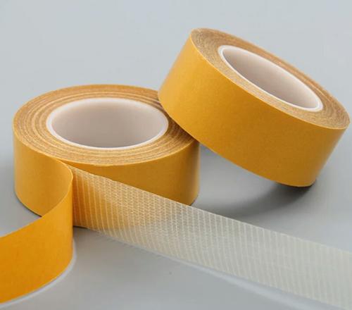 纤维网格双面胶用途原来如此广泛