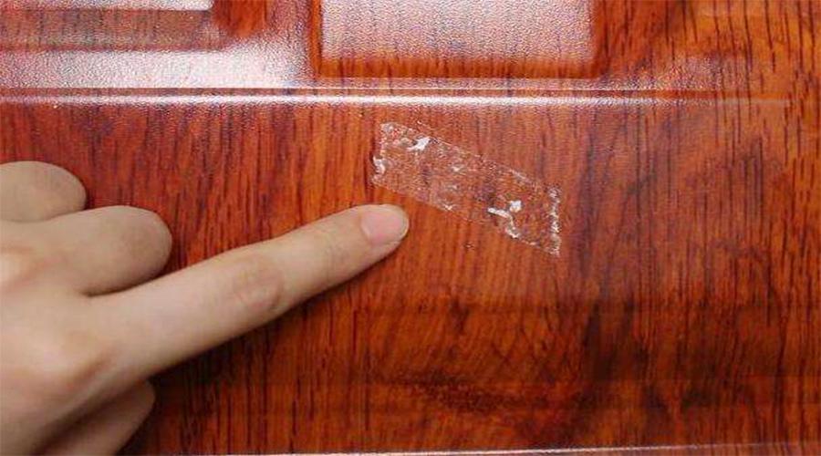 双面胶的痕迹难清除?简单支几招分分钟搞定