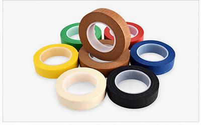 美纹纸胶带与PVC保护膜粘胶带