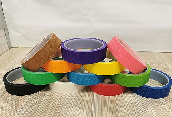 美纹纸胶带的分类和用途