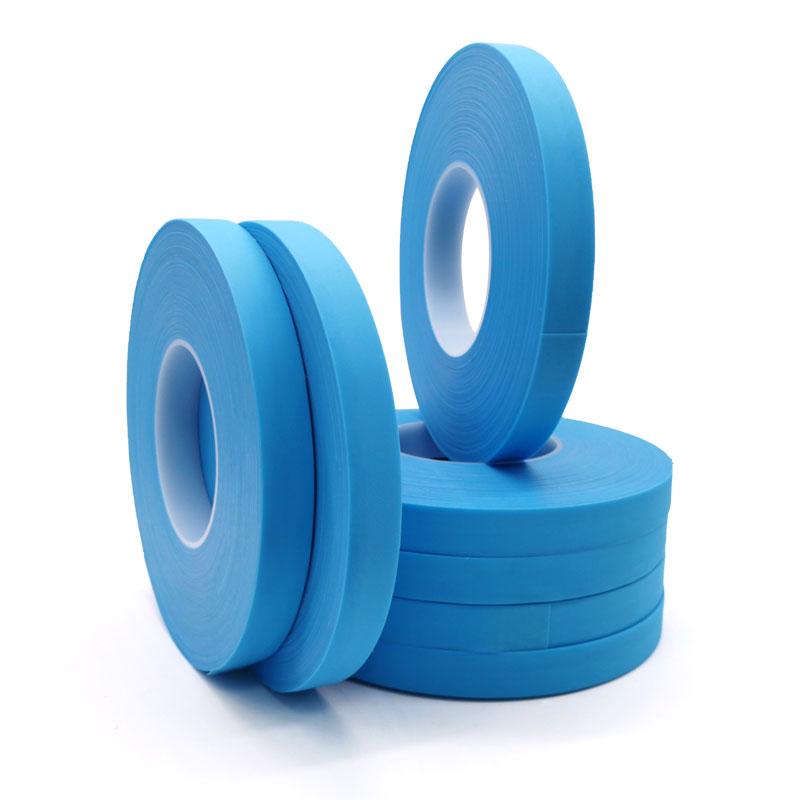 医用防护服热熔胶条 PE防水压胶条防护服热封胶条