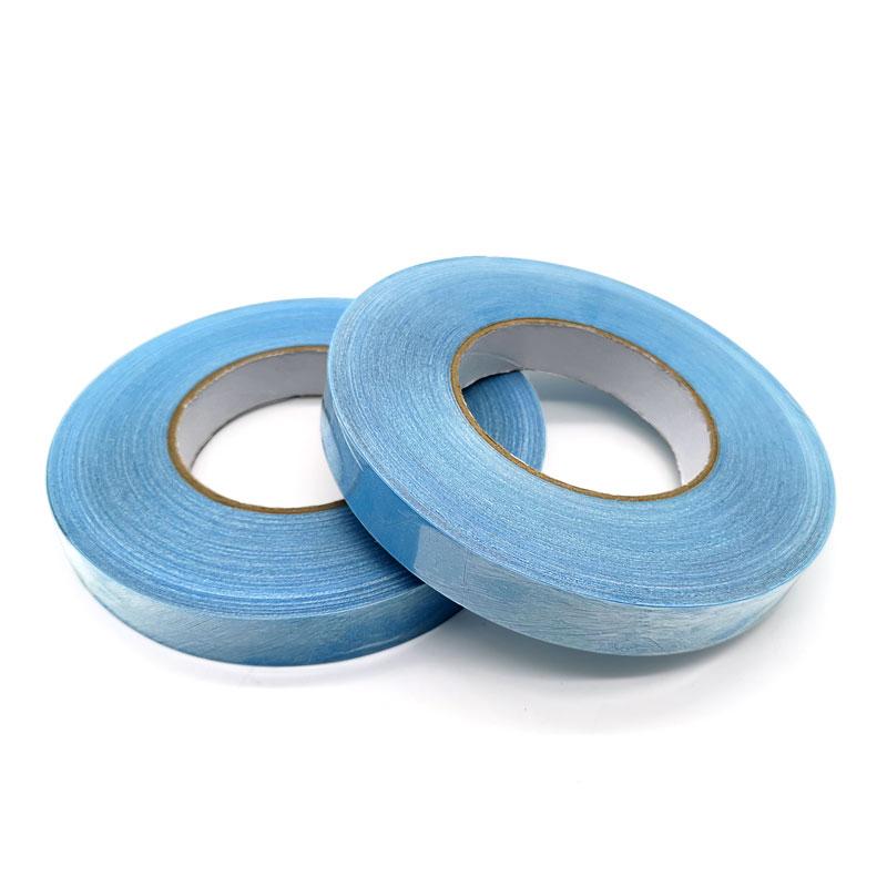 自粘型防护服热熔胶条 PE防护服热封胶条